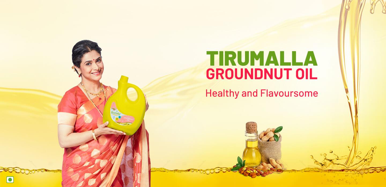 Tirumalla Groundnuts